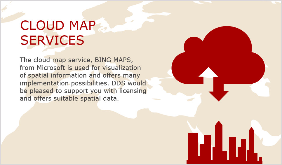 Cloud Map Services